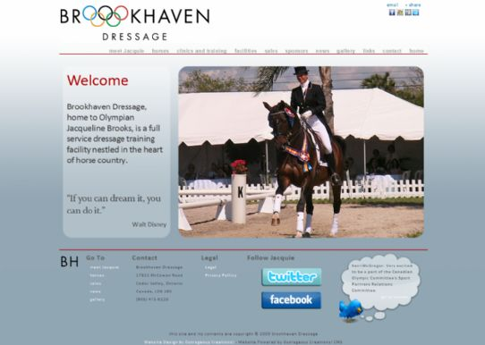 Brookhaven Dressage
